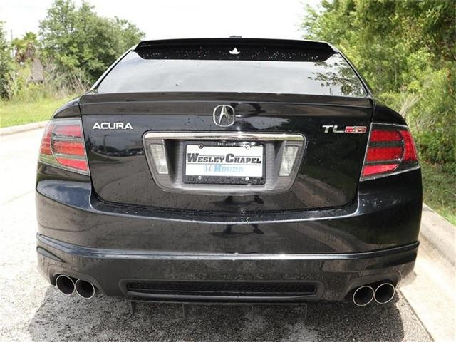 Pre-Owned 2007 Acura TL 4dr Sdn AT Type-S