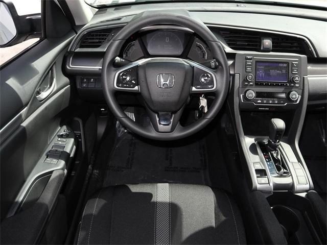 Certified Pre-Owned 2020 Honda Civic LX CVT