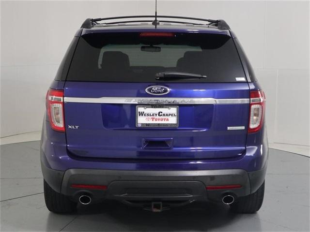 Pre-Owned 2013 Ford Explorer FWD 4dr XLT