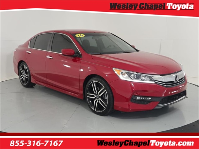 Pre Owned 2016 Honda Accord Sport