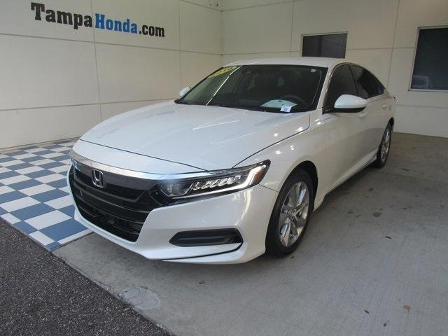 Pre-Owned 2019 Honda Accord LX 1.5T CVT
