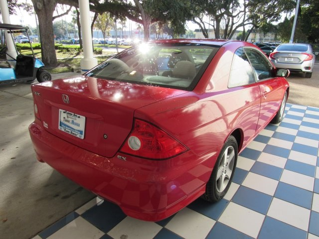 Pre-Owned 2004 Honda Civic EX