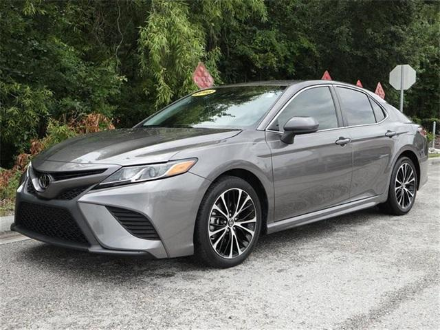 Pre-Owned 2018 Toyota Camry L Auto