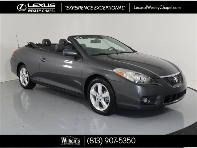 Pre Owned 2008 Toyota Camry Solara SLE