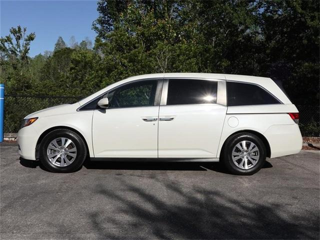 Certified Pre-Owned 2017 Honda Odyssey SE Auto