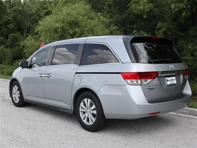 Certified Pre-Owned 2017 Honda Odyssey EX-L Auto