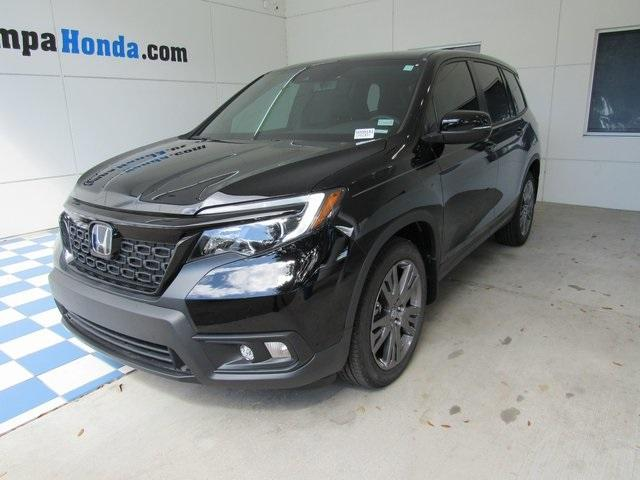 New 2020 Honda Passport EX-L FWD