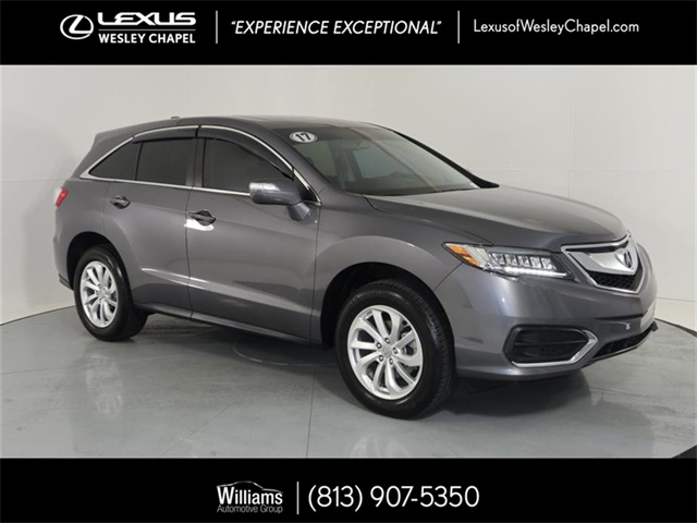 Pre Owned 2017 Acura Rdx Technology Package