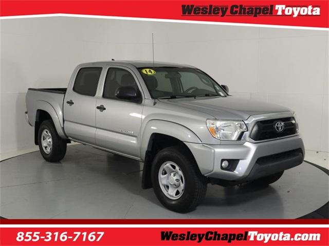 Pre-Owned 2014 Toyota Tacoma 2WD Double Cab V6 AT PreRunner
