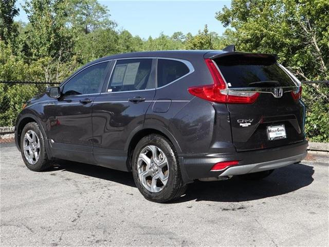 Certified Pre-Owned 2018 Honda CR-V EX 2WD