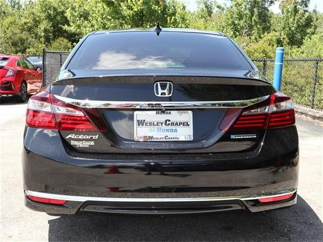 Certified Pre-Owned 2017 Honda Accord Hybrid EX-L Sedan