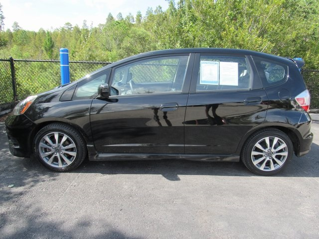 Pre Owned 2012 Honda Fit Sport 4d Hatchback In Tampa T011842