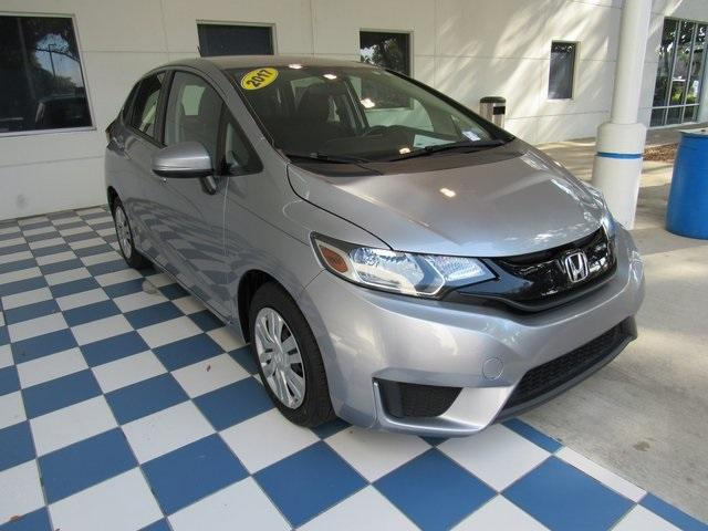 Pre-Owned 2017 Honda Fit LX CVT
