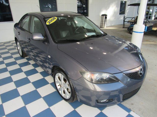 Pre-Owned 2008 Mazda3 i Touring Value