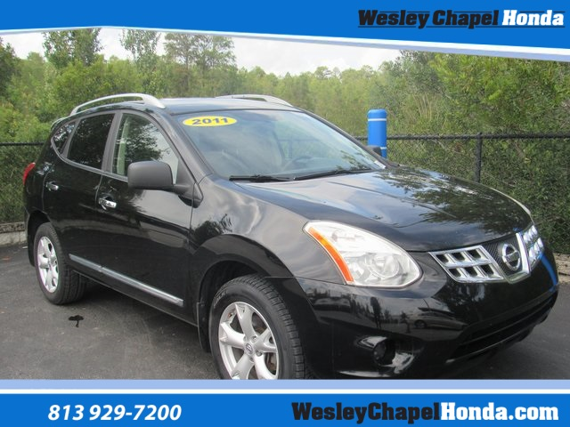 Pre Owned 2011 Nissan Rogue SV