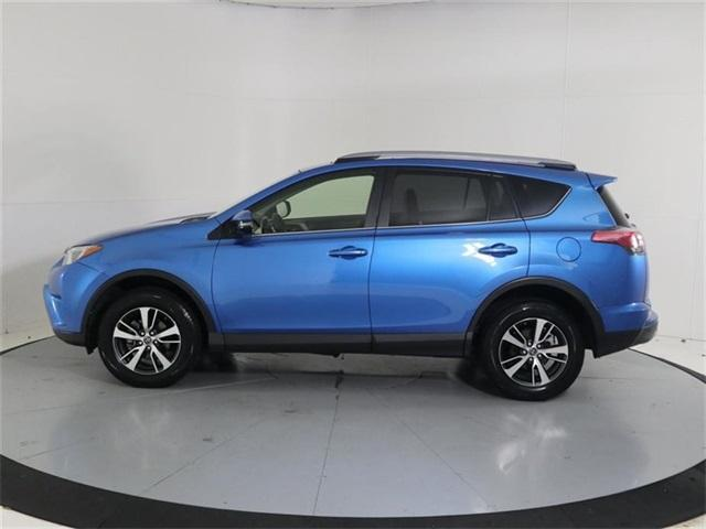 Certified Pre-Owned 2018 Toyota RAV4 XLE FWD