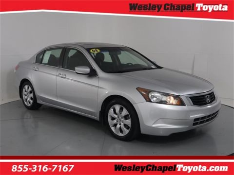 Pre Owned 2008 Honda Accord Ex L