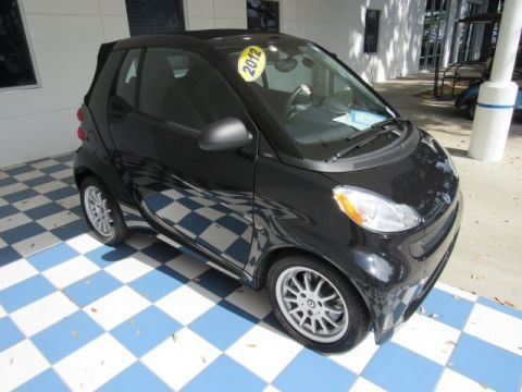Pre-Owned 2012 smart Fortwo Passion